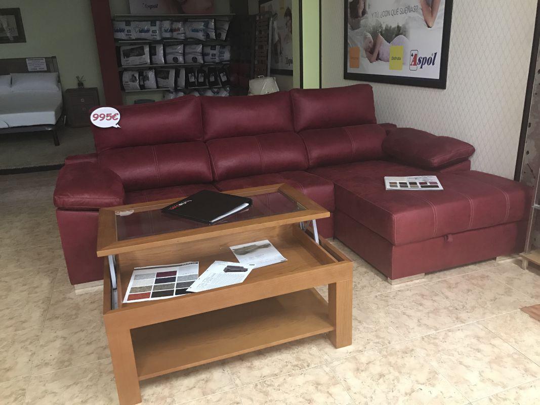 Ofertas especiales muebles en gij n colchoner a remis - Sofas gijon ...
